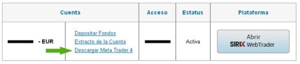 cómo descargar metatrader 4 para markets