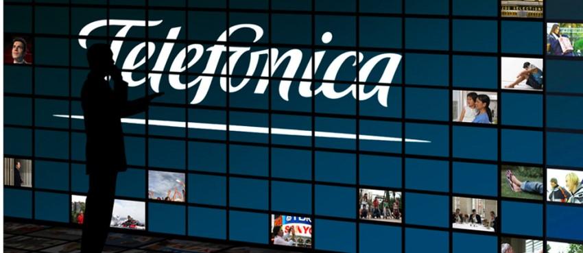 imagen corporativa grupo Telefónica