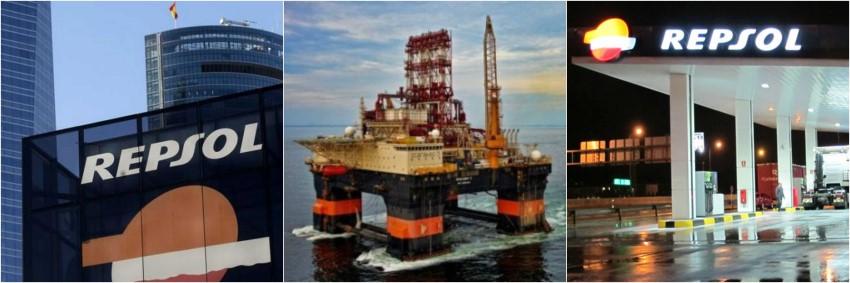 imágenes de plataformas petrolíferas