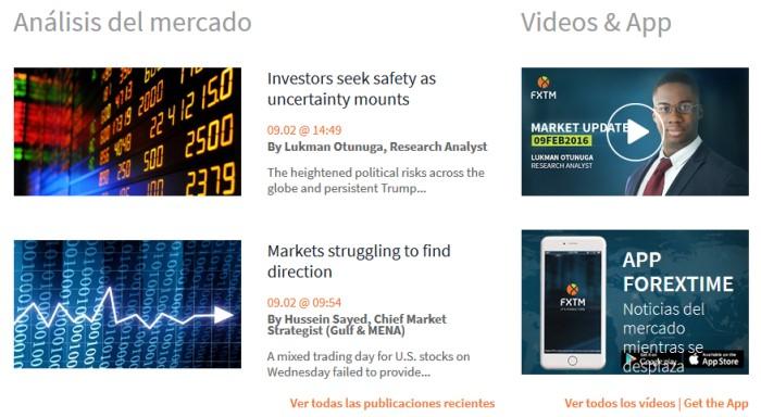 vídeos de trading