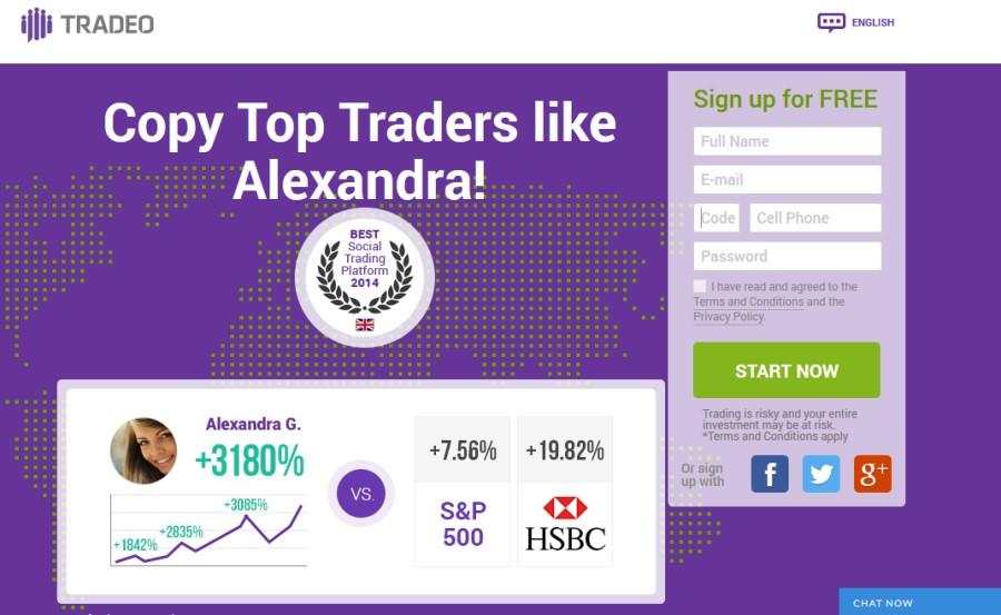 copy trader