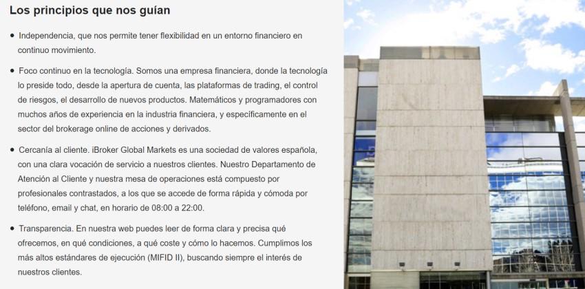 Regulación ibroker de Auriga y MiFID