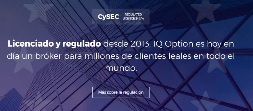 Regulado por la CySEC y registrado en la CNMV