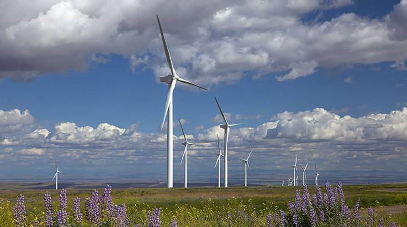 Molinos y energía eólica