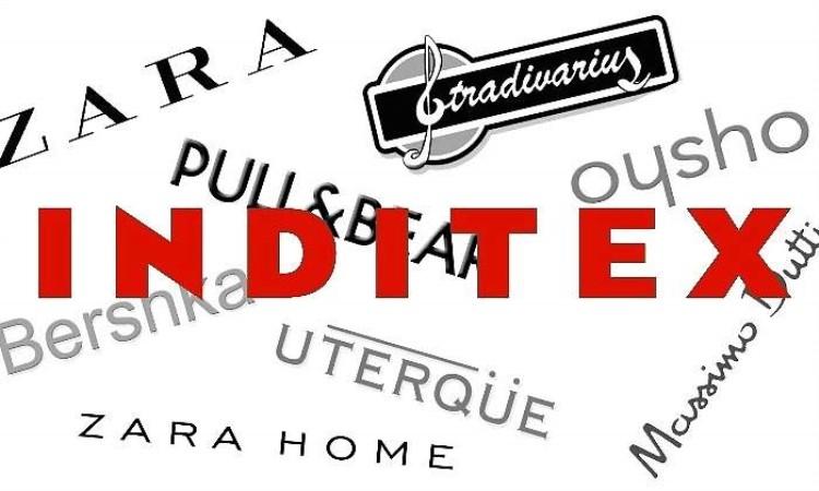 marcas de Inditex