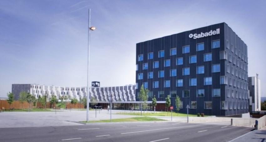 sede central del banco sabadell en España
