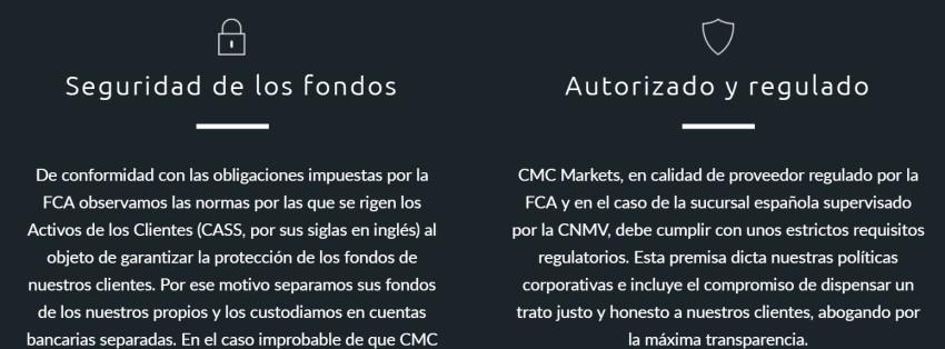 regulación en español