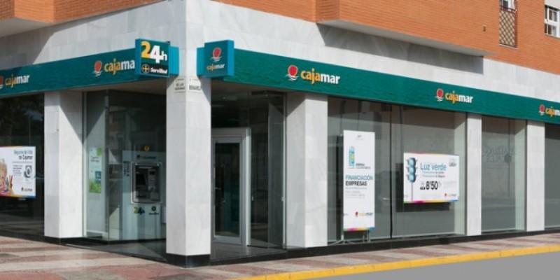 oficina financiera en 2021 en España