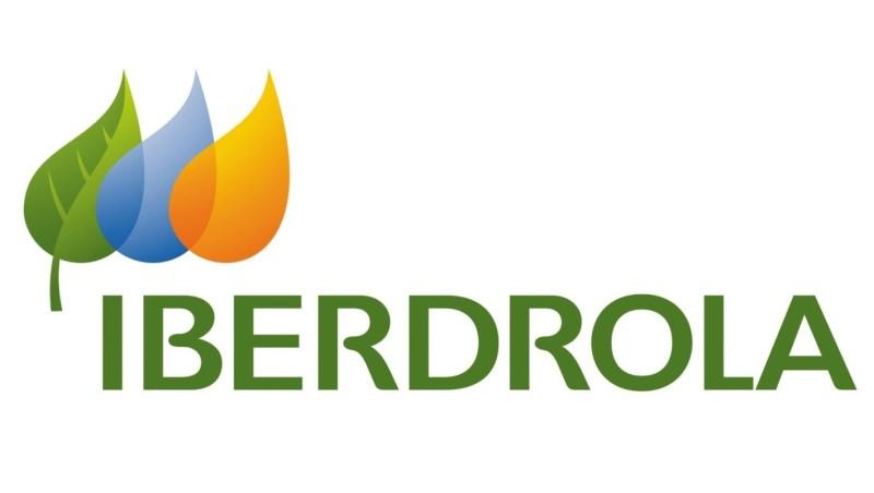 logo de iberdrola en 2021