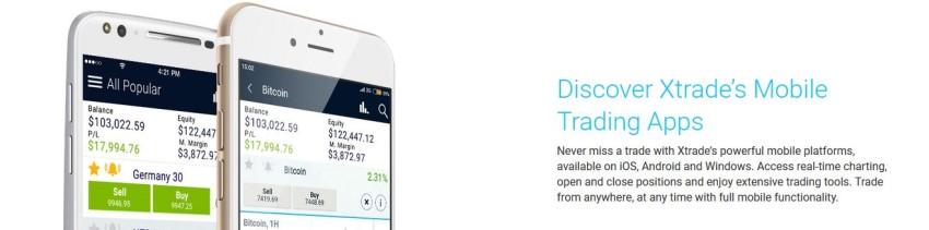 xtrade app review