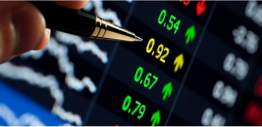 cotización de acciones de bolsa