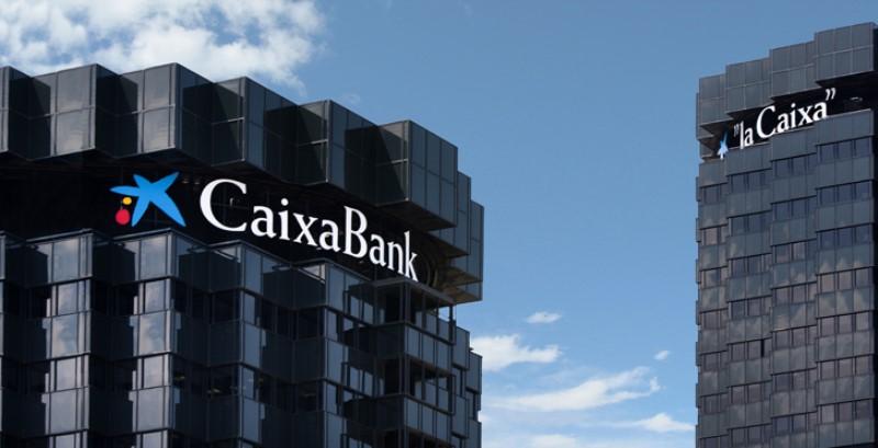 sede y oficinas de caibank y la caixa